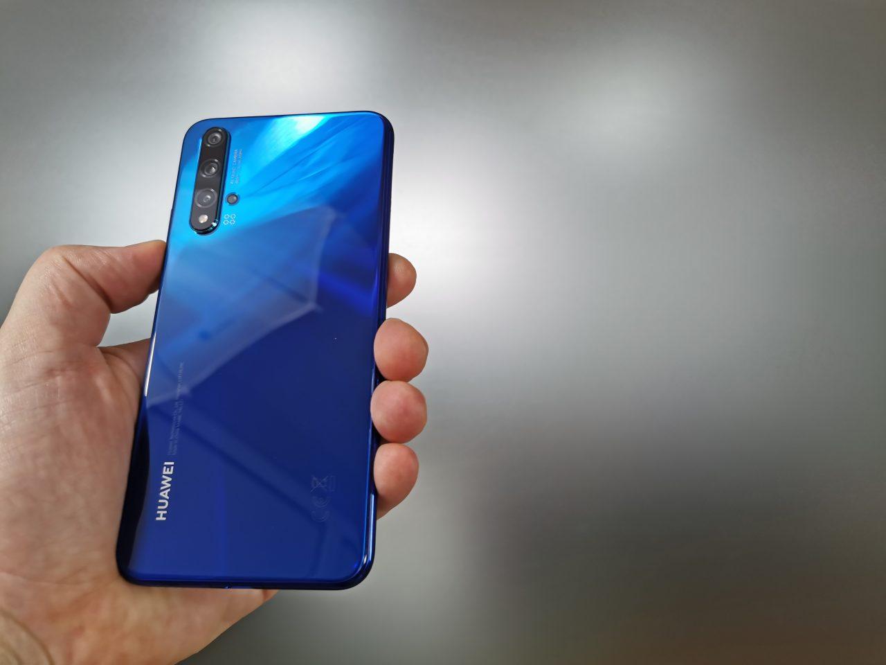 Huawei Nova5T – un telefon cu specificații de top, dar cu preț mult mai atractiv