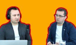 Veaceslav Mîrza la PlayGround: Cum recuperezi 1 mln în 10 min, tactica struțului și amenzile din Italia