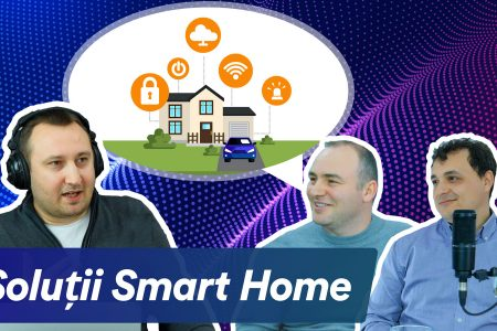 PlayGround despre SmartHomes cu Valeriu Meșină și Andrian Morăresco: Cât costă să-ți instalezi un sistem smart home