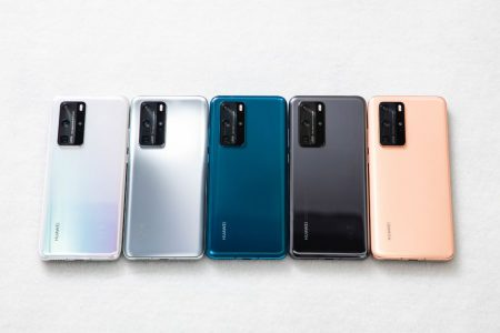 Huawei anunță lansarea în Moldova a telefoanelor din seria P40