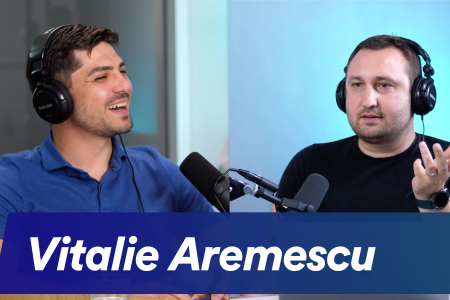 #36 PlayGround | Vitalie Aremescu. De la un Internet Cafe la EBSintegrator, o companie cu rulaj de 1 mln euro