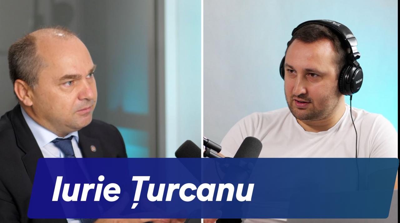 #35 PlayGround   Iurie Țurcanu: Smart ID moldovenesc, eKYC, extrase online, rezistența sistemului, PSD2 și LEUL digital
